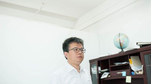 Abogado laboralista Li Qiang. (Foto: Bloomberg)