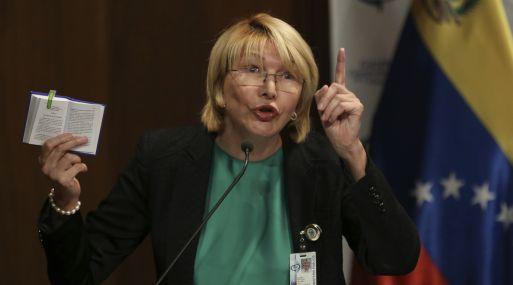 Luisa Ortega. (Foto: AP)