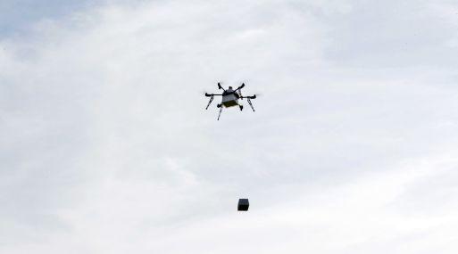 La calidad de los datos meteorológicos hiperlocales será clave para el futuro de estos drones.(Foto: AP)