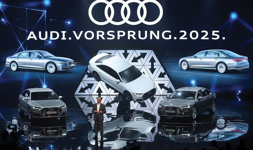 Audi, lujo, velocidad, eléctrico, A8, audi A8
