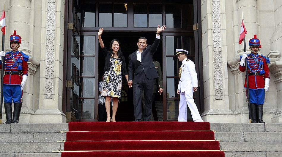 Ollanta Humala, Nadine Heredia, Caso Odebrecht
