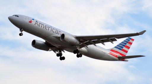 American Airlines aún vuela a Caracas y Maracaibo.