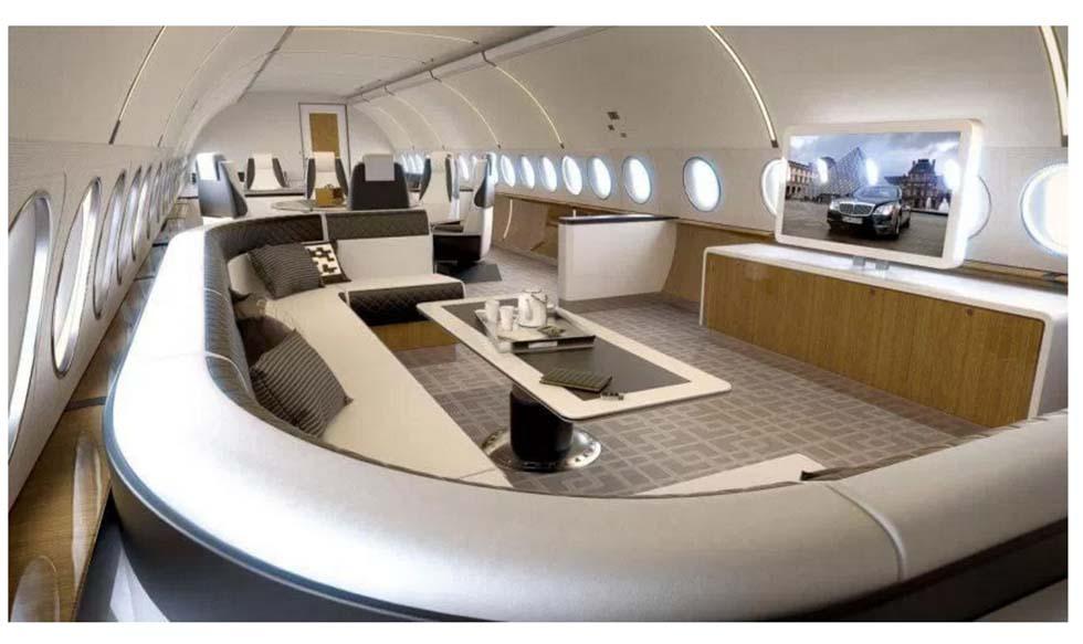 precio, aviones, Jets, privados