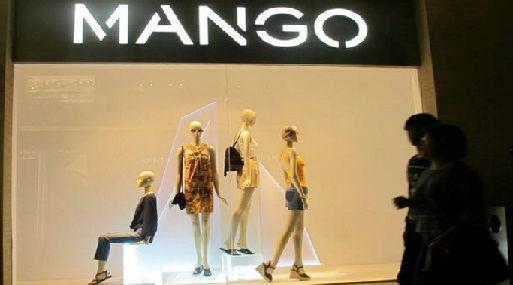 Una tienda de Mango en un centro comercial en México (foto: Reuters).