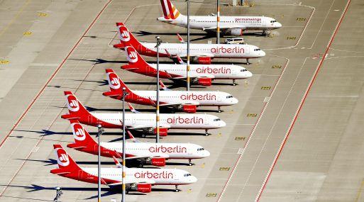 Air Berlin dijo que contaba con un préstamo puente avalado por el Gobierno alemán. (Foto: AP)
