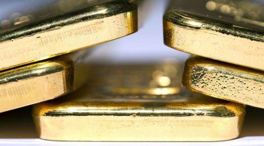 El oro es muy sensible a las subidas de las tasas en Estados Unidos.
