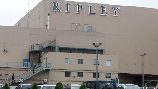 Ripley cuenta con operaciones en Chile y Perú.