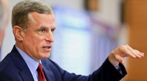 Robert Kaplan, presidente de la Reserva Federal de Dallas. (Foto: Bloomberg)