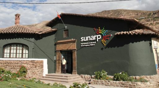 En la Sierra, el 83.6% de las viviendas cuentan con título inscrito en la Sunarp.