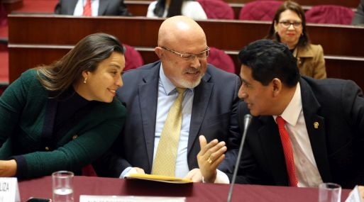 El congresista Carlos Bruce espera que su propuesta cuente con el apoyo de las diversas bancadas.