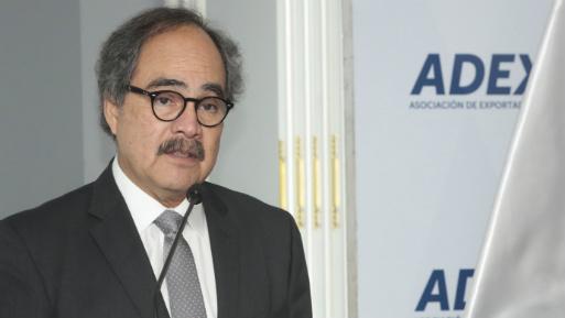 Juan Varilias, presidente de Adex. (Foto: USI).