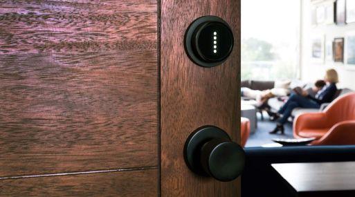 Otto está listo para desvelar su cerradura digital, que lleva el mismo nombre de la compañía. (Foto: Otto)