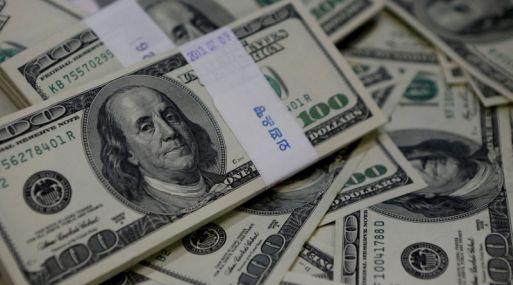 El dólar está camino de registrar una pérdida de más de 0.5% para la semana.