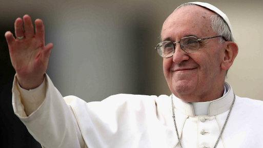 El papa Francisco expresó su apoyo a una mejor protección del Amazonas. (Foto: Reuters)