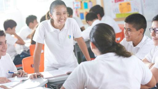 Los bonos que financiarán la expansión de Innova Schools alcanzaron una demanda total de S/ 114.50 millones, 60% por encima del monto colocado. (Foto: Andina).