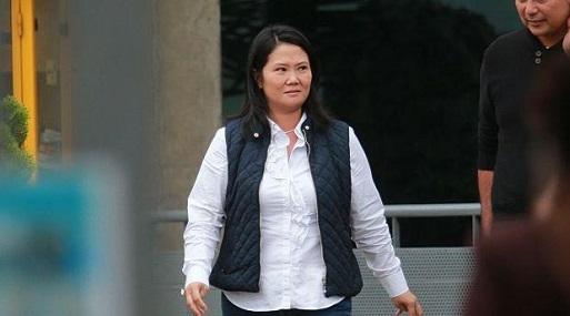 El abogado de la lideresa de Fuerza Popular, Keiko Fujimori, indicó que la excandidata ya fue notificada del inicio de investigación preliminar por el presunto delito de lavado de activos. (Foto: USI)