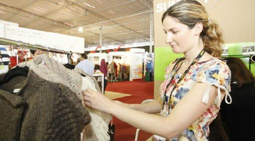 Las prendas de vestir peruanas son bastante apreciadas en Estados Unidos (foto: Gestión).