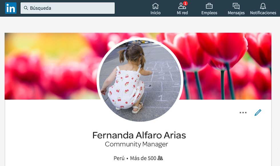 red social, LinkedIn, errores, fotos, perfil, foto de perfil