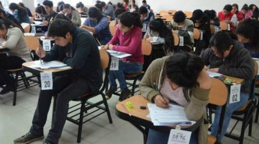 ¿Qué pasará con los exámenes de admisión a las universidades nacionales? (Foto: UCI)
