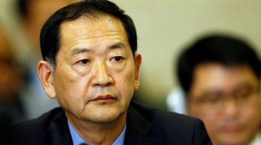 Han Tae-Song, embajador norcoreano ante la Conferencia de Desarme de la ONU. (Foto: Reuters)