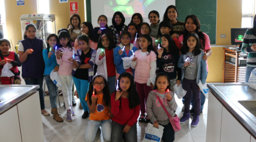Unesco premió proyecto peruano sobre Miniacademia de Ciencia y Tecnología en China  (Foto: MaCTec Perú)