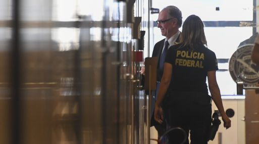 La Policía Federal brasileña allanó la casa del presidente del Comité Olímpico Brasileño (COB). (Foto: AFP)