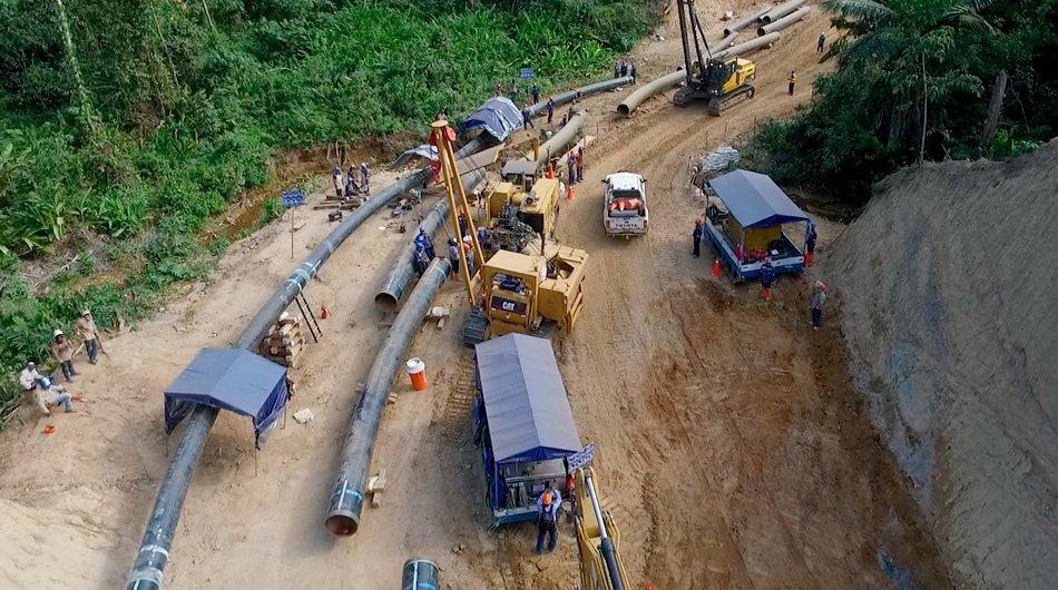 Cayetana Aljovín precisó que se tomarán acciones si es que el consorcio del Gasoducto Sur Peruano (GSP) no entrega los bienes de la concesión. (Foto: USI)