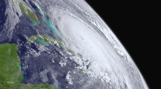 ¿Cómo se propone los nombres estos huracanes?