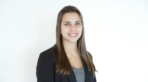 Valeria Meléndez Ramal, de 22 años, quedó entre los diez finalistas seleccionados entre más de 117,700 participantes de todo el mundo.