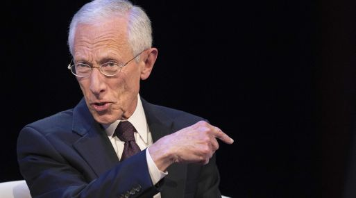 Stanley Fischer. (Foto: AFP)