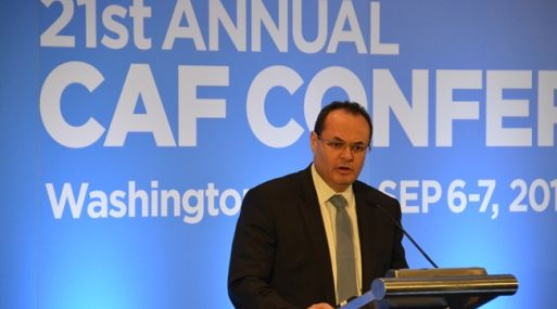 Luis Carranza, presidente ejecutivo de CAF.