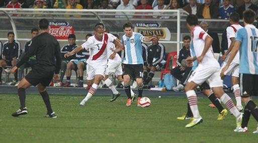 Perú y Argentina se enfrentarán el próximo 5 de octubre.