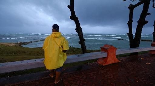 Irma: El 95% de la parte francesa de la isla de San Martín quedó destruida. (Foto: Reuters)