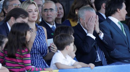 Geddel Vieira Lima ha sido durante años asesor clave del presidente Michel Temer. (Foto: Reuters)