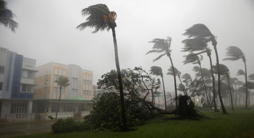 desastres naturales, Florida, Huracan Irma
