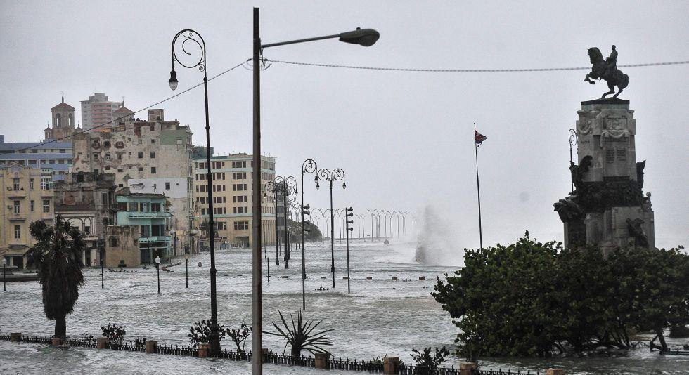 Cuba, desastres naturales, Huracan Irma