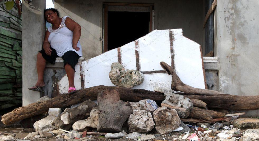 desastres naturales, caribe, Huracan Irma