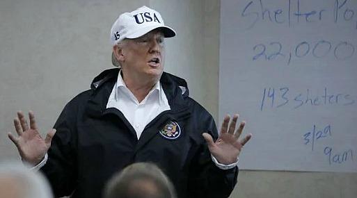 Trump declara estado de catástrofe natural a Florida.