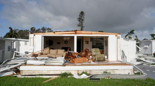 Irma se convirtió el domingo en el segundo gran huracán en llegar a Estados Unidos en cuestión de semanas, luego del huracán Harvey, que azotó Texas e inundó partes de Houston. (Foto: Reuters)