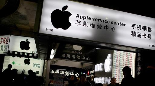 En el 2014, el iPhone 6 arrasó en China. (Foto: Reuters)