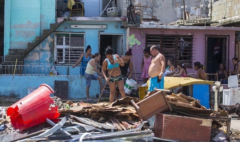 Irma, Huracan Irma