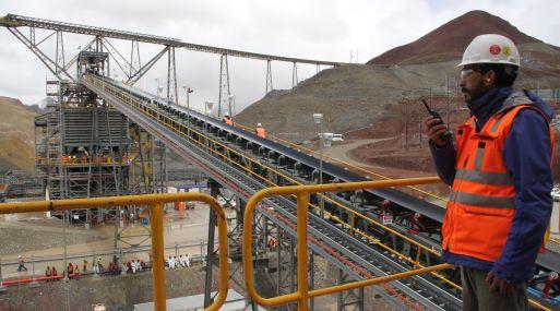 La inversión minera en Perú de enero a julio de 2017 alcanzó los US$ 2,372 millones.