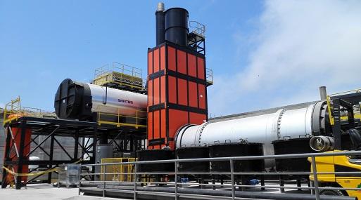 Inauguran planta de tratamiento de residuos peligrosos