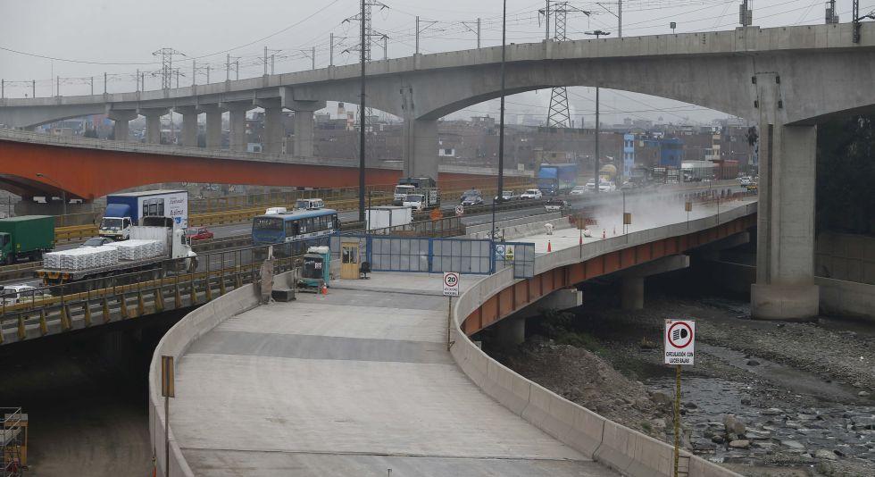 Municipalidad Metropolitana de Lima, LAMSAC, Línea Amarilla, Vinci Highways