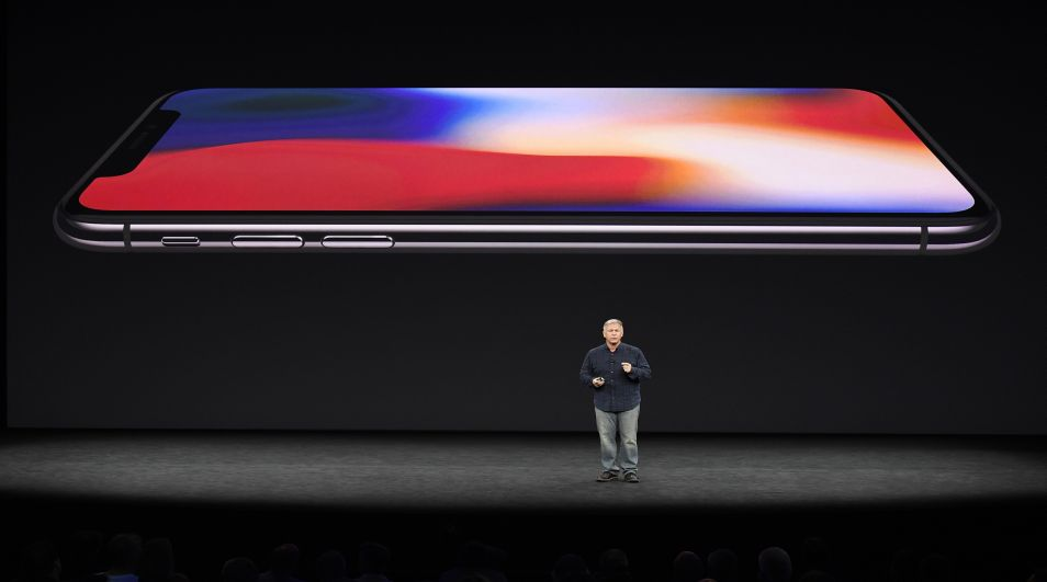 Apple, iPhone 8, iPhone X