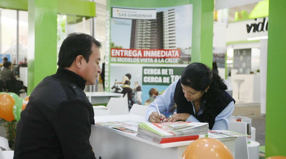 Entre el jueves 14 y domingo 17 de setiembre se realizará la Feria Inmobiliaria del Perú (FIP) en el Jockey Plaza (foto: USI).