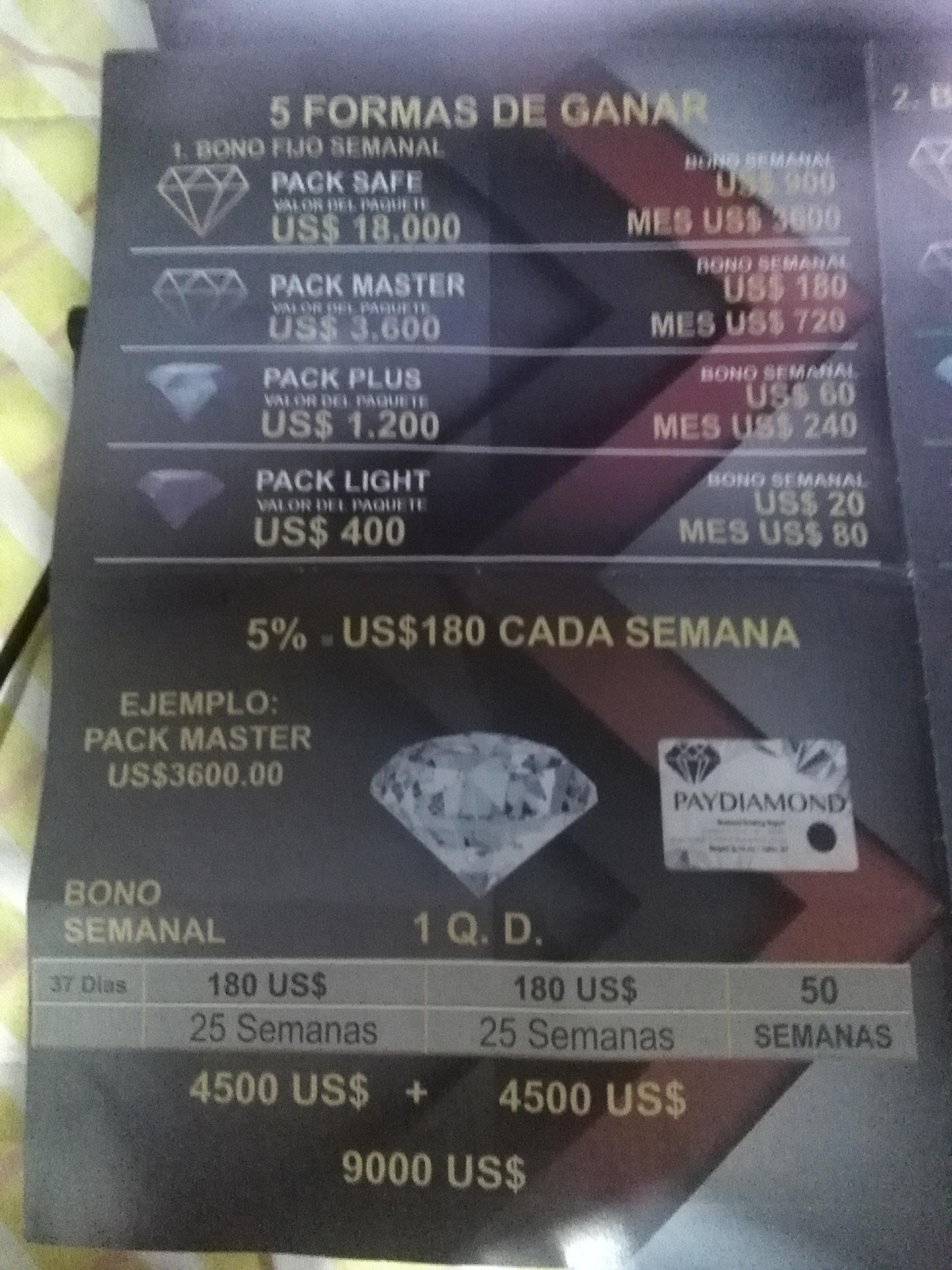 """SBS alerta crecimiento de estafa piramidal vía compras de """"diamantes"""""""