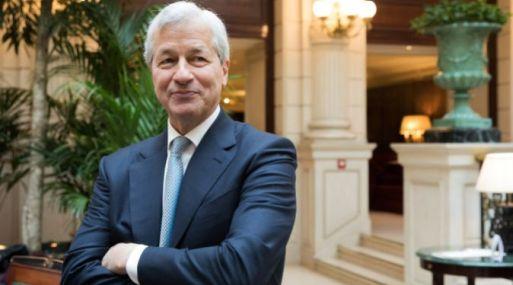 Jamie Dimon, CEO de JPMorgan. (Foto: Bloomberg)