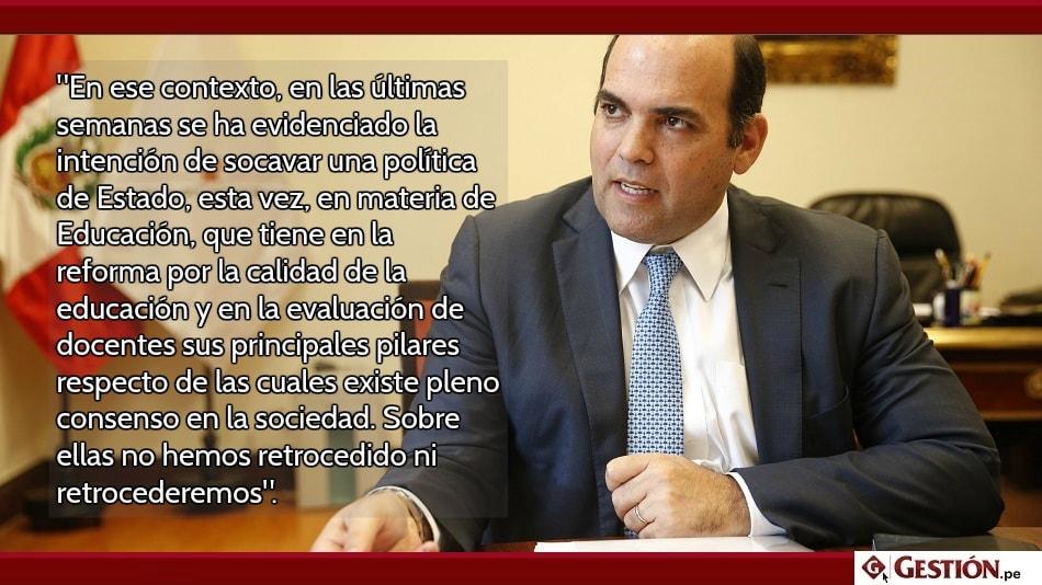 PCM, Fernando Zavala, Fotos, Cuestión de Confianza