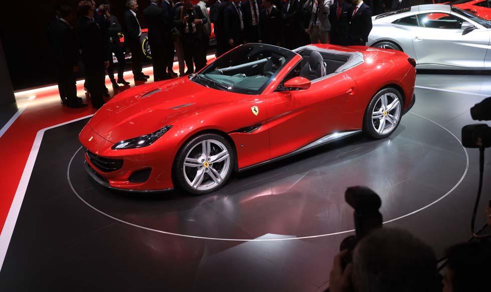 Motor Show, automoviles, fotos, Salón Internacional del Automóvil de Fráncfort